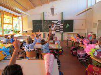 Willkommen in der Schule!